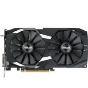 Placa video Asus Radeon RX 580 Dual OC, 4GB GDDR5, 256-bit