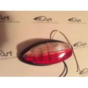 Lampa gabarit ovala -alb- FT-010 Fristom