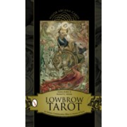 Lowbrow Tarot: Major Arcana Cards (Kahn Aunia)(Paperback) (9780764342356)