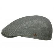 Göttmann Jackson Längsteilige Flatcap, Grau (10) 60 cm