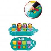 Mattel fisher-price dym89 mostro tante sorprese
