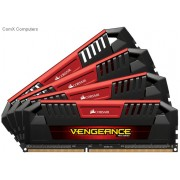Corsair Vengeance pro 32Gb(8Gb x 4) DDR3L-1866 CL10 1.35V / 1.5V Dual Voltage Desktop Memory Module
