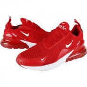 Nike Air Max 270 Red Running Shoe