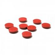 Jansen Display Set magnetů průmer 35mm,8ks,černé červená