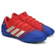 ADIDAS NEMEZIZ MESSI 18.3 TF Football Shoes For Men(Red, Blue)