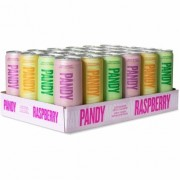 Candy 24 x Pandy Soda Energy Drink, 330 ml