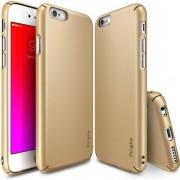 Husa telefon ringke Etui Ringke Slim Apple iPhone 6/6s Plus Royal Gold