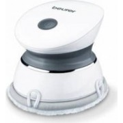 Mini aparat de masaj Beurer Spa MG17 Rezistent la apa Alb-Argintiu