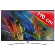 Samsung Tv-led-plus-52-pouces SAMSUNG - TV QLED - QE75Q7F 2017 - 190 cm - UHD/4K