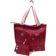 HALO NATION Tote(Maroon)