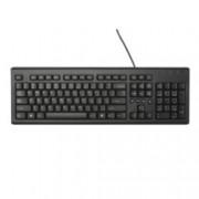 Клавиатура HP WZ972AA, черна, USB
