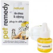 PET REMEDY- 2 x 40 ml PLUG IN DIFFUSER REFILL