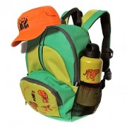 Set Copii trekking FRENDO Jungle Rucsac + Bidon + Sapca