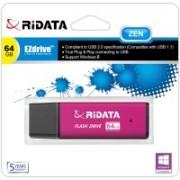 Ridata Zn 64 GB Pen Drive(Pink)