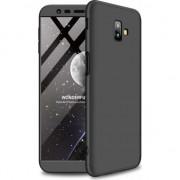 Husa telefon hurtel 360 Capac de protectie pentru intreaga carcasa fata + spate Samsung Galaxy J6 Plus 2018 J610 negru universal