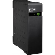 Eaton Ellipse ECO 500 DIN 500VA 4AC-uitgang(en) Rackmontage Zwart UPS