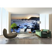 Ag Design Sea Sunset Fotobehang 4D (AG Design)