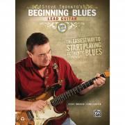 Alfred Music Beginning Blues Lead Guitar Steve Trovato incl. DVD