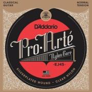 D'Addario Pro-Arté EJ45 Žice za klasičnu gitaru - EJ45