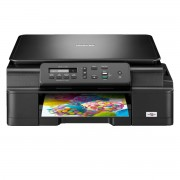 Multifunctional inkjet Brother DCP-J105, A4, wireless