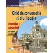 Ghid de conversatie si civilizatie roman-spaniol cu suport multimedia