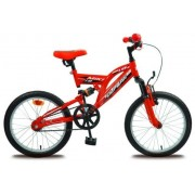 "Olpran dječji bicikl Miki 18"", crveni"