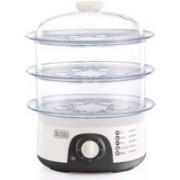 Black & Decker HS6000 Food Steamer(White)
