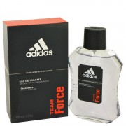 Adidas Team Force Eau De Toilette Spray By Adidas 3.4 oz Eau De Toilette Spray