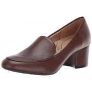 LifeStride Trixie Loafer para Mujer, Bronceado Oscuro, 9.5 M US