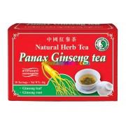 Panax Ginseng vörös tea 20 db filter - Dr. Chen