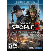 Sega of America, Inc. Shogun 2: Fall of the Samurai, Limited Edition PC