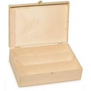 weininternational 3er Geschenkverpackung Holz