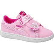 Puma Smash Butterfly Sneaker 28M,29M,32M,30M,33M,31M Cerise child
