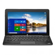 "BIT W11046APB Core+ Windows 10 PC Desmontable, Cherry Trail CPU, 4GB RAM 64GB Almacenamiento, HD Touchscreen 11.6"", Negro, Negro, 11-11.99 Inches"