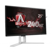 "Monitor Gaming AOC Agon LED TN 25"", FHD, Displayport, HDMI , 240 Hz, FreeSync, 1 ms, AG251FZ"