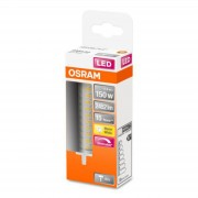 OSRAM LED bulb R7s 17.5 W 2,700 K dimmable