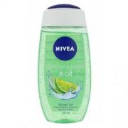 Nivea Lemongrass & Oil 250 ml sprchový gel pro ženy