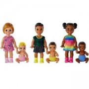 Игрален комплект Barbie - Детегледачка малка кукла с бебе кукла, асортимент, 1711102