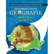 Geografie. Manual clasa a IV-a (partea I+II+CD)/Cleopatra Mihailescu, Tudora Pitila