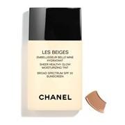Les beiges hidratante embelezador spf30 cor medium plus 30ml - Chanel