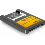 Card reader Delock Compact Flash la interfata SATA 2 5 inch 91661
