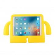 Shop4 - iPad 9.7 (2017) Hoes - Kids Cover Trouser voor Kinderen Geel