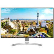 "Monitor 31.5"" LG 32UD99-W, 4K UHD 3840*2160, IPS, 16:9, 5ms, 350 cd/m2, 1300:1, 178/ 178, 60 Hz, anti-glare 3H, HDMI, DP, USB, headphone out,"