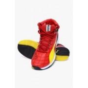 Puma Ferrari Evospeed 1.4 Sf Mid 10 Motorsport Shoes For Women(Red)