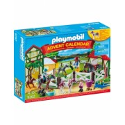 Calendar Craciun - Ferma Calutilor Playmobil