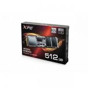 512GB XPG SX 8000 PCIe M.2 2280 SSD ASX8000NP-512GM-C