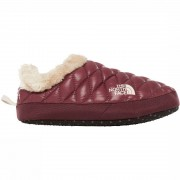 The North Face Pantoffel Thermoball Tent Mule Faux Fur voor dames - Rood