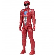 Power Rangers Hiper Figura Movie Rojo - Bandai