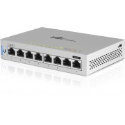 UBIQUITI US-8-5 UniFi 5 x Switch 8 Gestito Gigabit Ethernet 10 100 1000 Supporto Power over Ethernet (PoE) Grigio