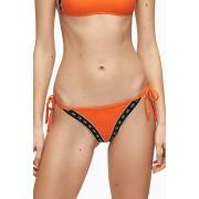 Calvin Klein narančasta donji dio kupaći kostim Cheeky String Side